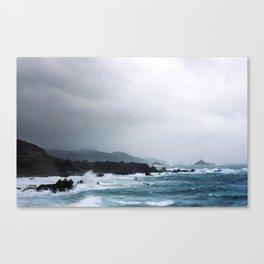 Typhoon in Japan #2 Canvas Print