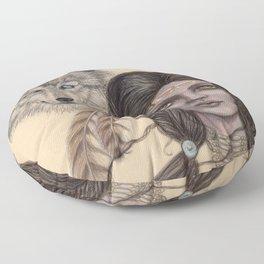 Kindred Spirits Floor Pillow