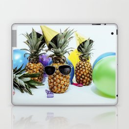 Pineapple Party Time Laptop & iPad Skin