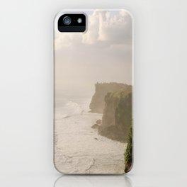 Karang Boma Cliff Bali iPhone Case