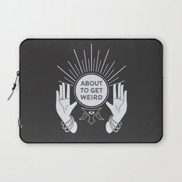 Weird Future Laptop Sleeve