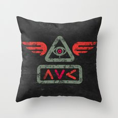 Ave Throw Pillow