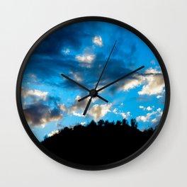 Firmament Wall Clock