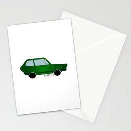 Golf GTI Stationery Cards