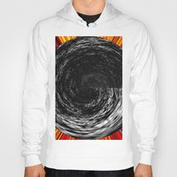 channel Hoodies featuring black channel reconstruction by donphil