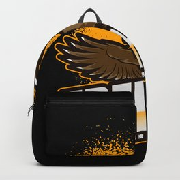 Freedom in the mountains Backpack