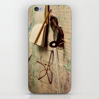 maps iPhone & iPod Skins featuring Maps by Sciuridae