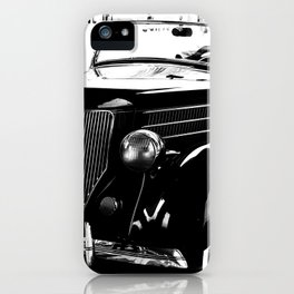 Top Down Limo iPhone Case