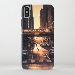 Chicago City iPhone Case