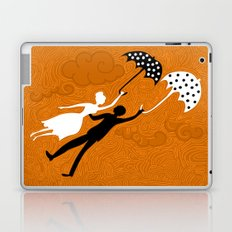 I love you let's fly Laptop & iPad Skin