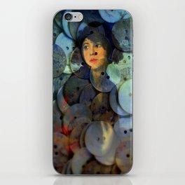 Tit-Bits lost  iPhone Skin