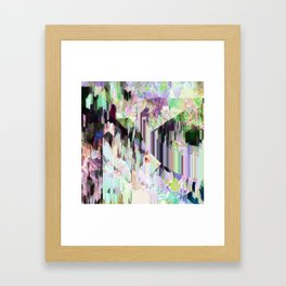 SWEET AND LOW (LOW) Framed Art Print