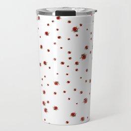 Ladybirds / Ladybugs Travel Mug