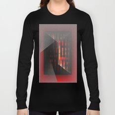 Color wrap Long Sleeve T-shirt