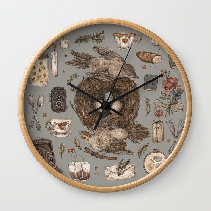 Share Wall Clock