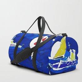 The Marina, Southport, Qld. AUSTRALIA Duffle Bag