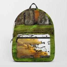 Henge at Sunsleep - Stonehenge Backpack