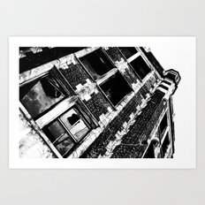Waverly Hills 2 Art Print