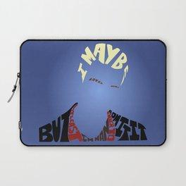 Spike - Buffy the vampire slayer Laptop Sleeve