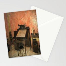 Antique Nautical Desk  Stationery Cards