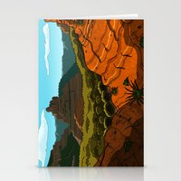 arizona Stationery Cards featuring Arizona by AbigailC