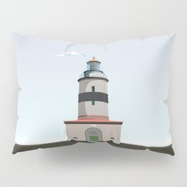 The lighthouse of Falsterbo Pillow Sham