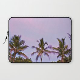 Swaying Palm Trees Laptop Sleeve