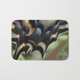 Detail of a Swallowtail Bath Mat