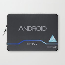 Connor's Android Jacket Laptop Sleeve