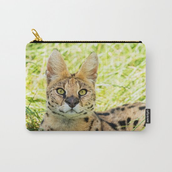 SERVAL BEAUTY Carry-All Pouch