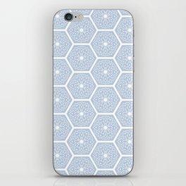 Flower Tiles iPhone Skin