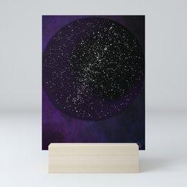 Upon our stars Mini Art Print