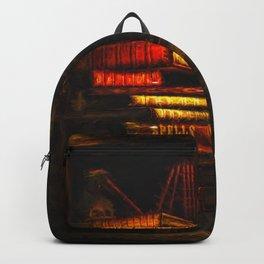Books Of Magic Backpack