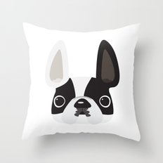 This is Vinnie Throw Pillow