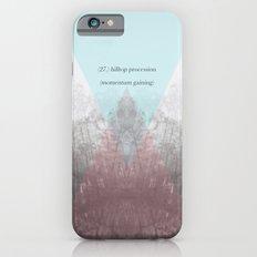 Hilltop Procession (ANALOG zine) iPhone 6s Slim Case