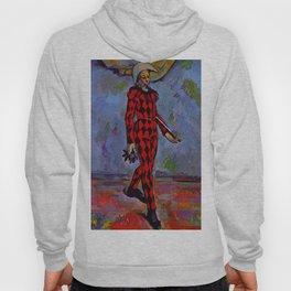 "Paul Cezanne ""Harlequin"", 1889 Hoody"
