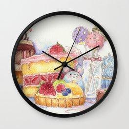Sweet Thieves Wall Clock