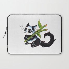 Panda Cat Laptop Sleeve