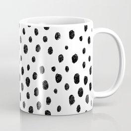 Messy Dots Coffee Mug