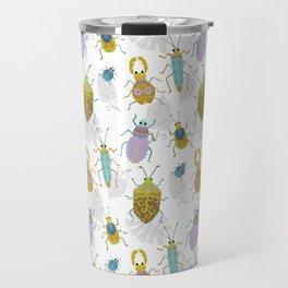 Jewel Bugs Travel Mug