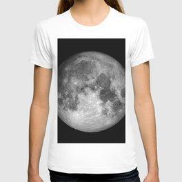 Moon Full T-shirt