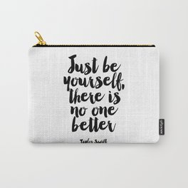 wall art Quote,Swift Quote,Typography Print,Pardon My French,Inspirational Quote,Wall Art,Girls Room Carry-All Pouch
