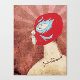El Club de la Lucha (Primera Parte) Canvas Print