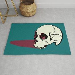 Skull Shadow Rug