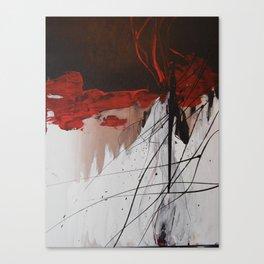 Visc Canvas Print