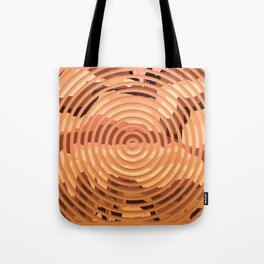 TOPOGRAPHY 2017-000 Tote Bag