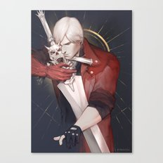KING OF KINGS Canvas Print