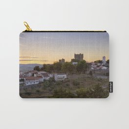 Braganca castle at sunset Carry-All Pouch