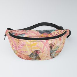 Four Chickens is a Party Fanny Pack