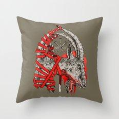 Sempitern Throw Pillow